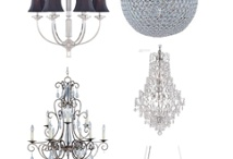 Lighting and Mirrors / All kinds of lighting- chandeliers, lamps, sconces, kitchen, pendant lighting / by South Shore Decorating