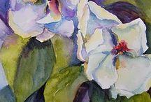 Art - watercolors / by Kim Myers