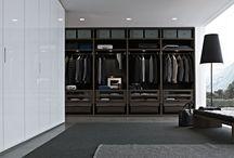 walk in closet the way it should be done ;) / by Stefan Albert