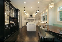 Kitchen  / looks I can dream about...maybe someday :) / by Brittany Kutter