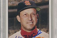 Stan Musial FOR SALE / by Beckett Auction Services