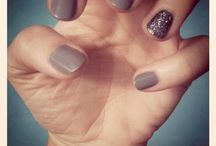 Nails / I'm a nail biter! Can never seem to grow out my nails.  / by vilashini velu