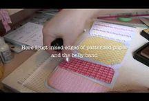 Scrapbook tutorials / scrapbook techniques and card tutorials / by Johna Hart