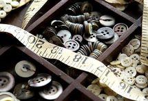 Buttons / by Cabinet De Curiosities