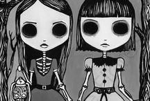 Skull art I need! / by Amber Duclo