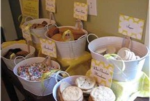 Cookie Buffet / by Andrea Lerner