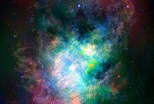 ah...space! / by Nancy Newman