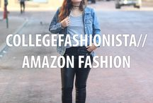 CollegeFashionista // Amazon Fashion / Check out how our Style Gurus are rocking #AmazonDenim everyday this month: http://www.collegefashionista.com/amazon-fashion / by CollegeFashionista