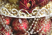 Christmas / Christmas decorations and ideas for the holiday home. / by Cindy Adkins