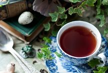Tea time / by Tiffany Kinsey Goodman