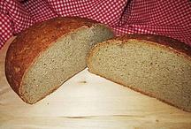 Breakfast and breads / by Tabea Kolensky
