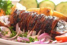 Greek Meat Dishes / by Eleni Mastrokosta