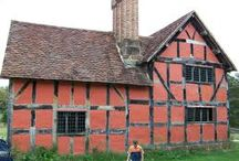 Historic Buildings / Buildings from the 1600s-1800s. / by Ancestor Hunter