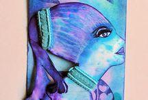 MIXED ART / by Nicky Chamallow