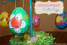 Easter stuff / by Jo-Ann Brightman