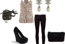 New Years Eve outfit / by Brenda Larson