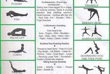 Yoga / by Tiffany Manges