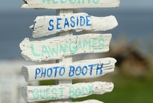 Seaside Theme Weddings / Since we are so close to the seaside, we thought some beach themed wedding ideas for your Folkestone wedding might be of interest :) / by Burlington Hotel - Folkestone