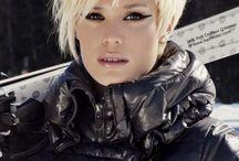 hair do / by Leena Davis