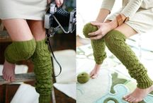 Knitting Inspiration / by Angie