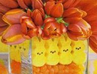 Easter ideas / by Kelley Dougher- Stramiello