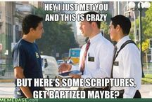 LDS Humor / by Caitlin Taylor