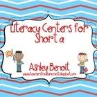 Literacy centers / by Nina Gfran