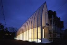 beckibecko loves architecture / by Erik Beck