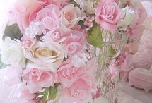 Behold the Beauty / It's all about those shabby pink roses! / by ilovelabs