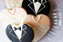 Wedding Food / by Li'l Inspirations - Wedding Handkerchiefs Custom Made Personalized