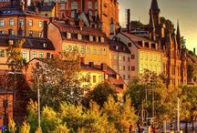 Sweden/Denmark  / Spring break to dos  / by Brianna Alianiello