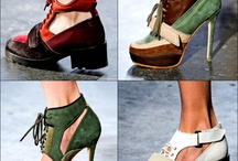 Shoes / shoes shoes and more shoes / by Moila J
