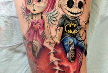 Awesome ink / by Stephanie Scott