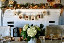 Mantels / by Sharyl Williams