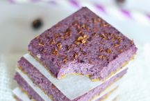 Healthy Dessert Recipes / Recipes for desserts made with healthy ingredients that I can't wait to make!  Sometimes they need a little bit of whole foodifying (I made that up myself :)), but I will note that in the pin.     / by Adrienne WholeNewMom