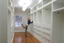 Creative Closet Compilation / by Mosby Building Arts