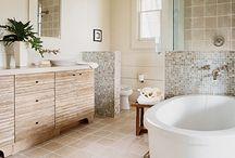 Bathroom ideas / Bathroom inspiration for my home. / by Art, Love and Joy