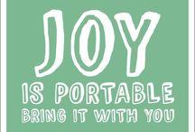 Joy / by Hannah Marcotti