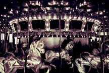 Carousel horses / by Stacy Patton