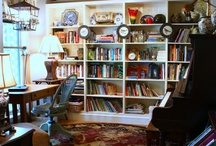 Rooms: Home Office/Library / by Little Bit
