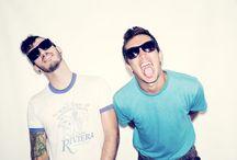 favorite bands / by chloe alvarez