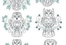 Owls / by Kim Zoot Holmes