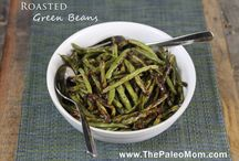 Paleo side dishes / by Beth Johnson