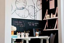 Work space / by Carin Brink