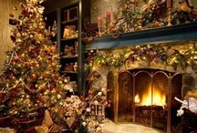Holiday Ideas / I love the holidays.  I enjoy decorating my home, my grandchildren love it.  Christmas is my favorite.  Not for the gifts, but the lights, snow, and smells and colors. / by Fabulous by Frankie-Holiday Burlap Runners