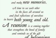 Family Reunion / by Vicky Suddeth