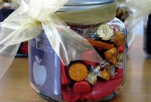 Gifts:  jars / by Kat Whittaker
