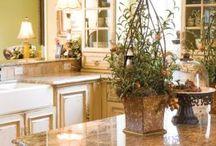 Kitchen Love  / by Denise Mancini