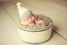 Photos :: Newborns / by Jennifer Vare
