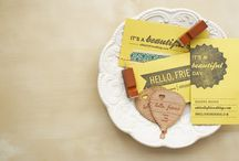 AWEsome Business Card / creative business card from all over the world...woo hoo!!! / by Jessie Jasinda